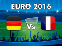 Germany v France Euro 2016