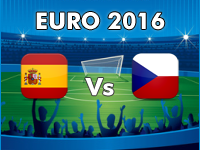 Spain v Czech Republic Euro 2016