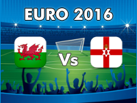 Wales v Northern Ireland Euro 2016