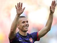 Lukas Podolski (Arsenal)