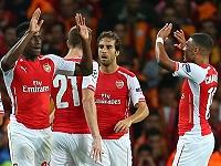 Welbeck - Chamberlain (Arsenal)