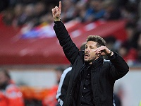 Simeone (Atletico Madrid)
