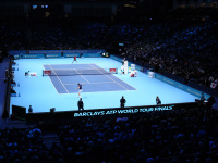 ATP Finals O2 Arena London - &copy GEPA pictures