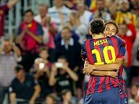 Messi - Neymar (Barcelona)