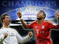 Ronaldo - Alaba (Real v Bayern)