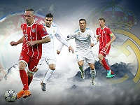 Bayern v Real Madrid