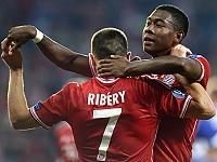 Ribery - Alaba (Bayern)