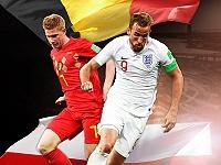 England - Belgium