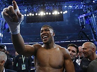 Anthony Joshua (England)