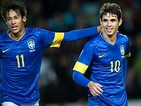 Oscar - Neymar (Brazil)
