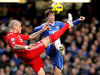 Chelsea Fernando Torres
