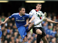 Chelsea Terry against Man City Dzeko