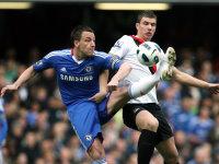 Chelsea Terry against Man City Dzeko
