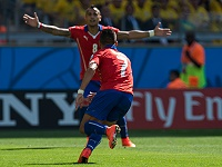 Vidal - Sanchez (Chile)