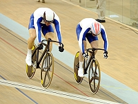 Chris Hoy - Jason Kenny