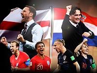 England - Croatia