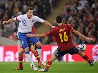 Frank Lampard - Sergio Busquets