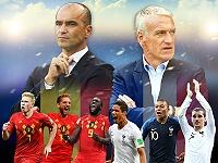 Belgium - France