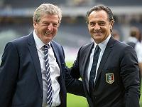 Hodgson (ENG) - Prandelli (ITA)
