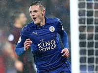 Vardy (Leicester) © GEPA pictures