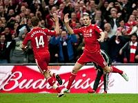 Jordan Henderson - Andy Carroll (Liverpool)
