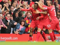 Sturridge - Skrtel - Enrique (Liverpool)