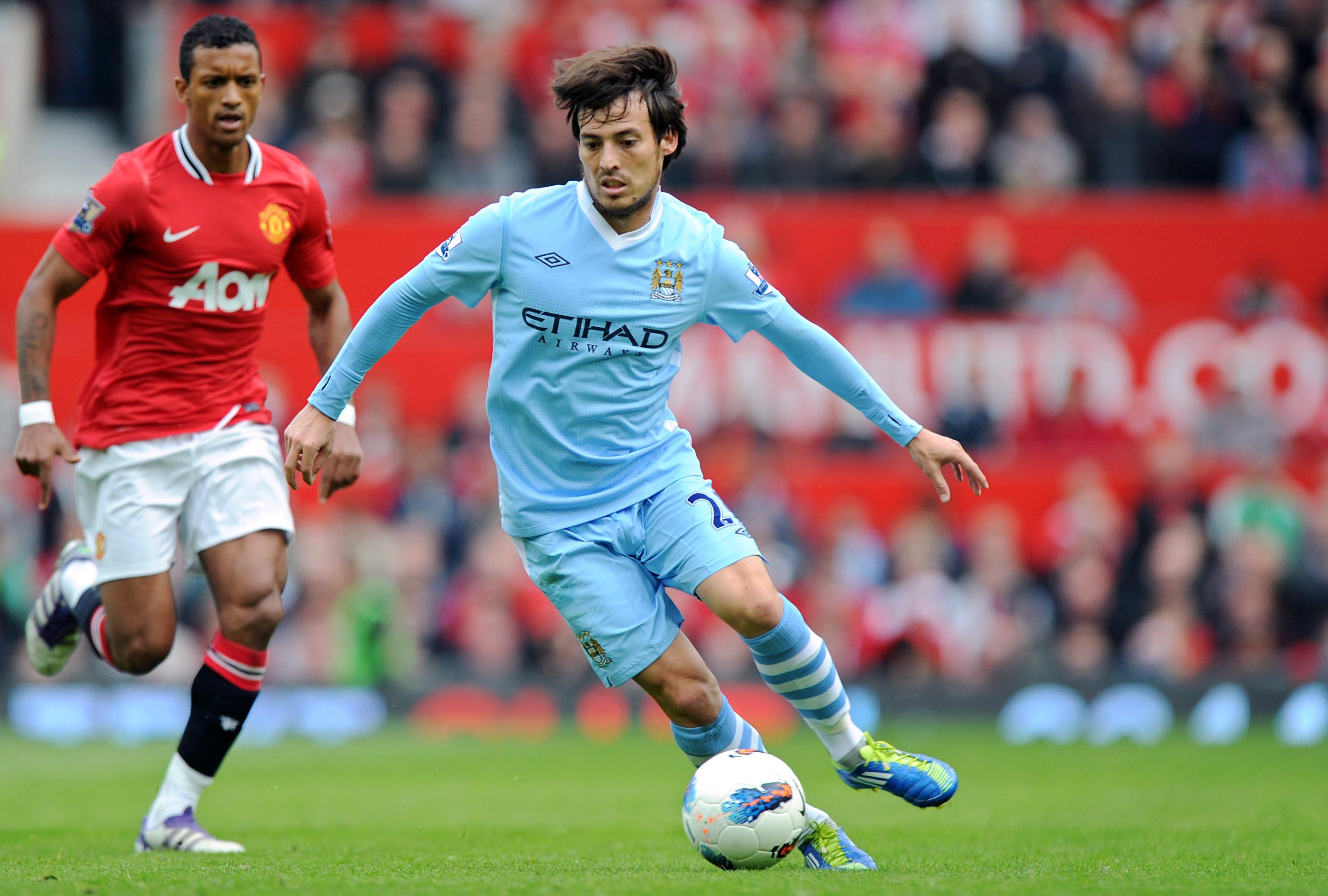 Manchester City - David Silva