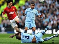 Kompany - Tevez (Manchester City)