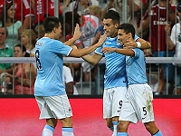 Nasri - Negredo - Navas (City)