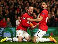 Rooney-Van Persie (Manchester United)