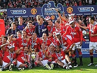 Man United 19th Premier League Winner