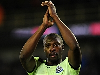 Shola Ameobi  (Newcastle)