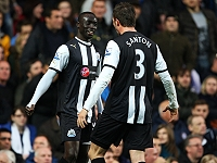 Cisse - Santon (Newcastle)