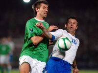 Northern Ireland McAuley - Italy Antonio Cassano