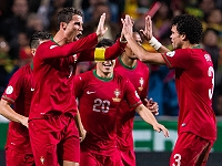 Ronaldo - Pepe (Portugal)