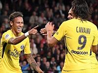 Neymar - Cavani (PSG)