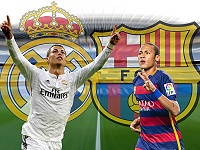Ronaldo - Neymar (Real Madrid v Barcelona)