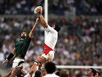 Rugby England Matt Stevens