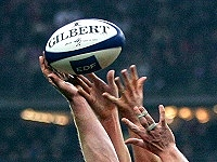 Rugby Feature Ball