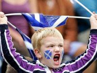 Schottland Fan
