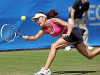 Tennis - Agnieszka Radwanska (Poland)