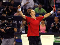 Andy Murray (England) - Winner Shanghai 2011