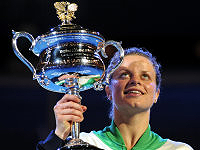 Kim Clijsters (Winner Australien Open 2011)