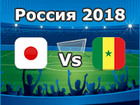 Japan v Senegal- World Cup 2018