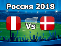 Peru v Denmark - World Cup 2018