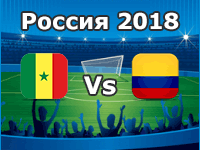 Senegal v Colombia- World Cup 2018