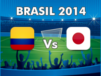 Japan v Colombia