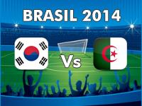 South Korea v Algeria