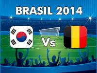 South Korea v Belgium