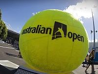 Australian Open Tennis Ball - © GEPA pictures